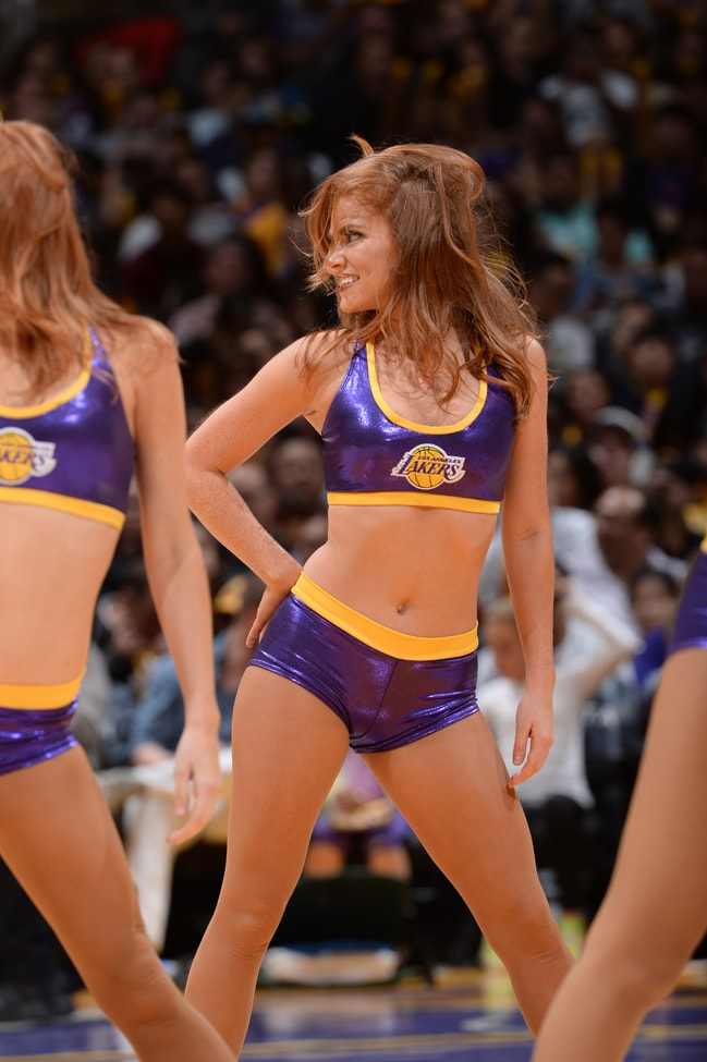 Laker Girls - Lizzi
