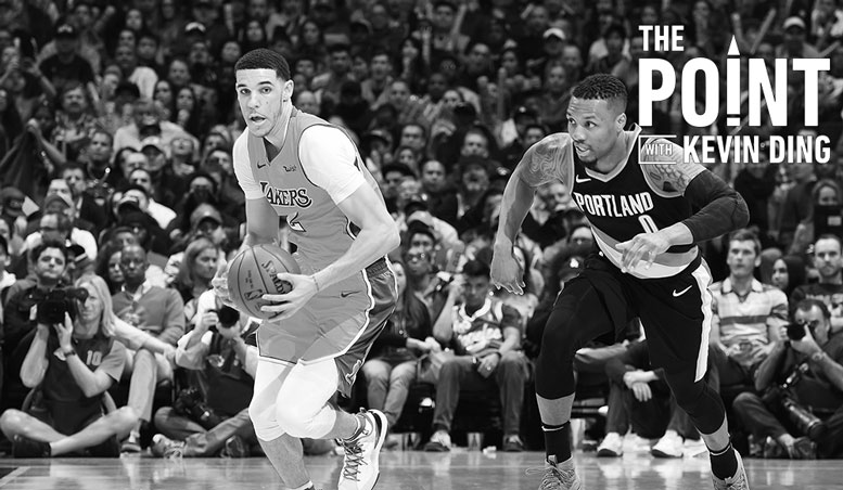 What Plays Would be Dreams Come True for Lonzo Ball?