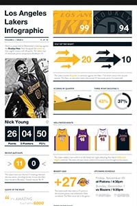 2013-14 Brooklyn Nets Infographic