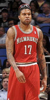 Chris Douglas-Roberts playing for the Bucks