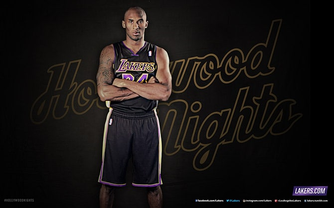 Hollywood Nights Banner
