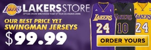 Lakersstore.com Gear Up For The New Season