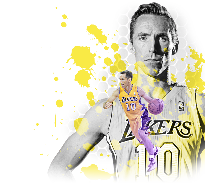2013 14 Profile Steve Nash Los Angeles Lakers