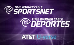 AT&T U-Verse TV to Launch TWC SportsNet and TWC Deportes