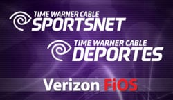 Verizon FiOS TV to carry Time Warner Cable SportsNet and Time Warner Cable Deportes