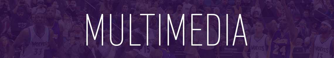 Los Angeles Lakers Multimedia page