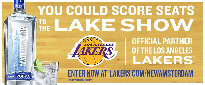 Take Your Shot at Lakers Tickets