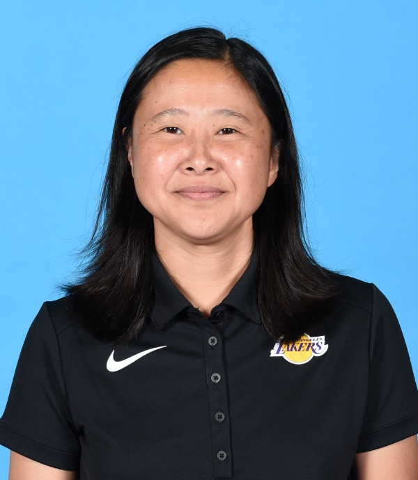 Assistant Athletic Trainer Nina Hsieh