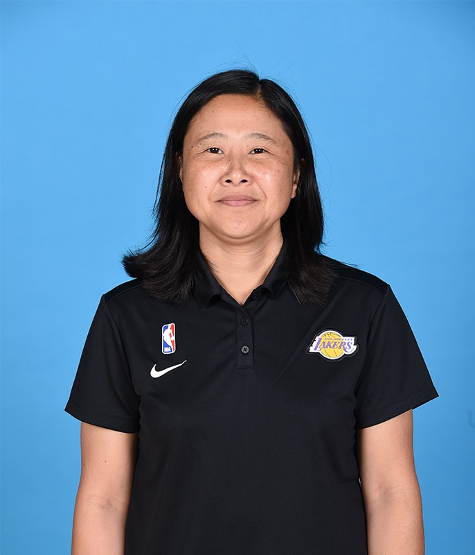 Head Athletic Trainer Nina Hsieh