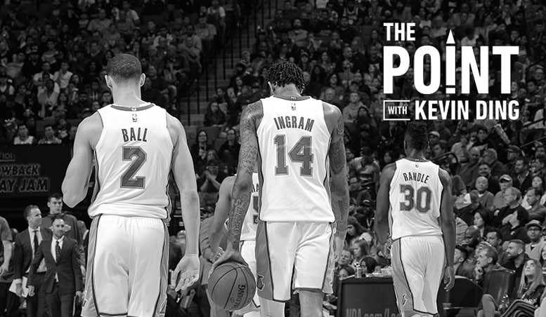 Position-less Basketball of Tomorrow is Lakers' Today