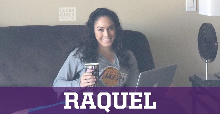 Laker Girls Livin' - Raquel