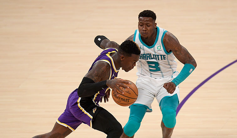 Lakers at Hornets Three Things to Know: April 13 2021