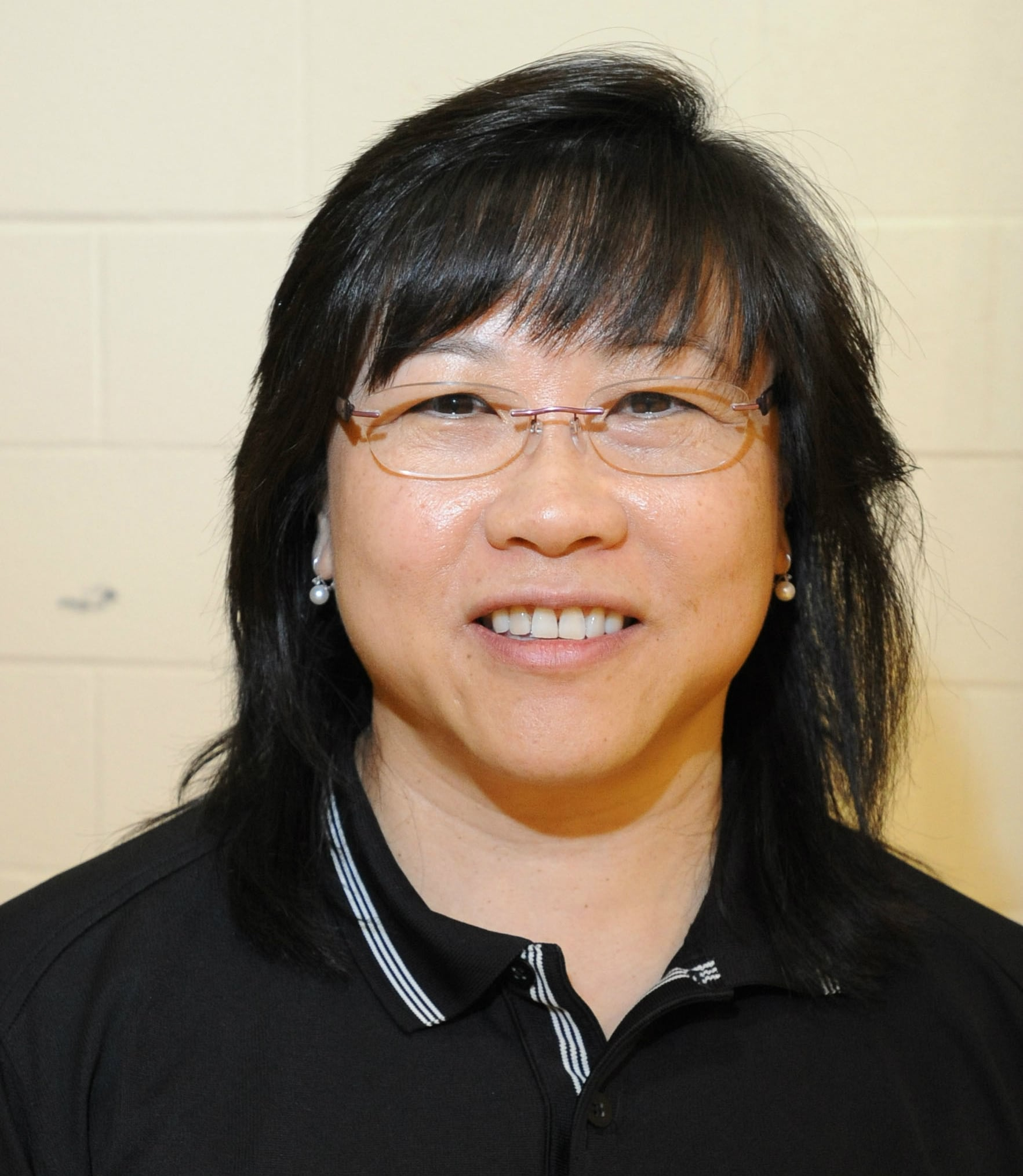 Director of Sports Performance Judy Seto