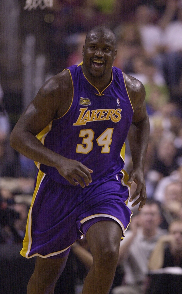 Lakers Alumni - Shaquille O'Neal | Los Angeles Lakers