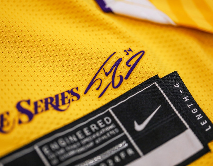 Lakers City Jersey