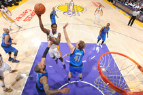 Lakers vs. Mavericks (4/15/12)