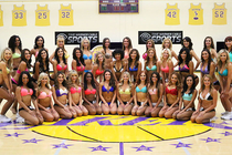 2014 Laker Girls Auditions Finalists Photo Gallery
