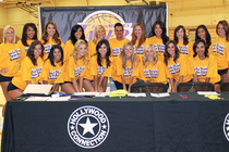 2014 Lakers Girls Workshop