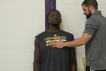 Draft Workout: Julius Randle