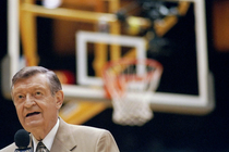 LAKERS: Chick Hearn Photo Gallery