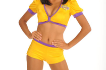2010-11 Laker Girls Photo Gallery Melissa