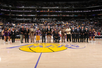 71-72 Lakers 40th Anniversary Celebration