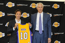 Steve Nash Signing Press Conference - 1