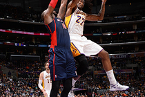 Lakers Host the Pistons 11/17/13 - 1
