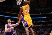 Lakers vs. Suns - 1