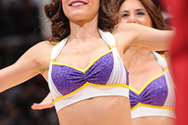 2013-14 Laker Girls Ingame - Rachael - 1