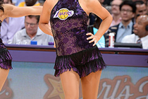 2013-14 Laker Girls Ingame - Maddy - 2