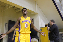 Lakers Media Day 2013 - 3