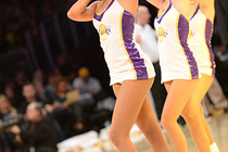2013-14 Laker Girls Ingame - Hunter - 16