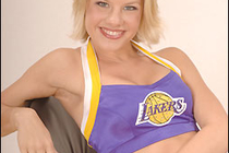 NBA.com - 2006 Laker Girls Gallery: Angela
