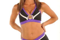 2011-12 Laker Girls Photo Gallery Lindsay