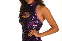 2011-12 Laker Girls Photo Gallery Natasha