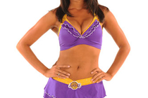 2011-12 Laker Girls Photo Gallery Teresa