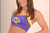 NBA.com - 2006 Laker Girls Gallery: Lindsey