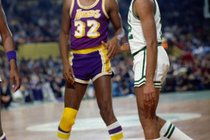 LAKERS: Magic Johnson Gallery