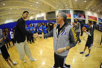 NBA Cares - Lakers from China - 1