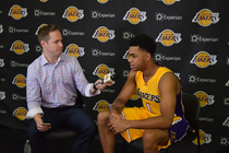 Lakers Media Day 2015-16