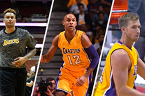 a16a1535c3d Meet the Lakers  Training Camp Roster