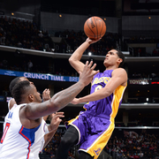 Lakers vs. Clippers (1/7/15)