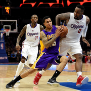 Lakers vs. Clippers (4/7/15)