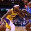 Running Diary: Lakers at Thunder (01/17/19)