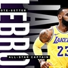 LeBron James Leads All-Star Voting for 3rd Straight Year