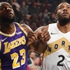 Running Diary: Lakers at Raptors (03/14/19)