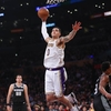 LeBron, Kuzma Lead Lakers to Series Victory Over Sacramento