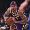 Beasley, Lakers Celebrate Forward's Birthday Outburst