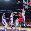 Chandler's Last-Second Block Saves Lakers' 3rd Straight Win
